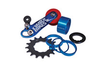 DMR Simple Tension Seeker 1-Speed Combo blau